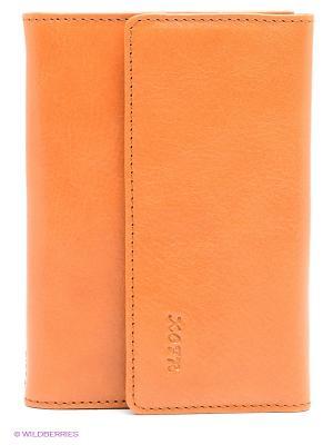 Обложка для водительского удостоверения Kofr. Цвет: оранжевый