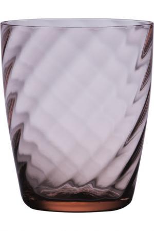 Тумблер для сока Zafferano. Цвет: розовый