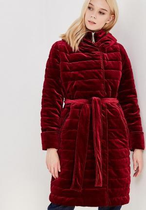 Куртка Grand Style. Цвет: бордовый