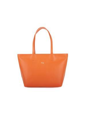Сумка Frija. Цвет: оранжевый