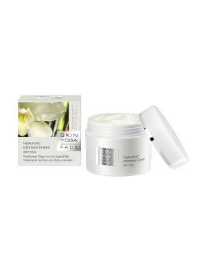 Интенсивный крем с гиалур. кислотой и экстрактом лотоса Hyaluronic Intenstive Cream, 50 мл ARTDECO. Цвет: прозрачный
