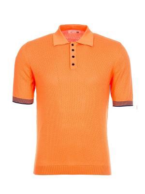 Поло Carnevale (Италия) 1227/01577. Цвет: оранжевый