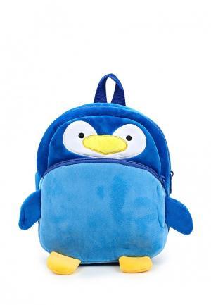 Рюкзак Kenka. Цвет: голубой