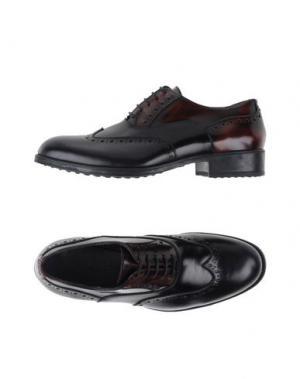 Обувь на шнурках WEXFORD. Цвет: черный