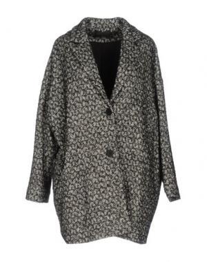 Пальто DES PETITS HAUTS. Цвет: черный