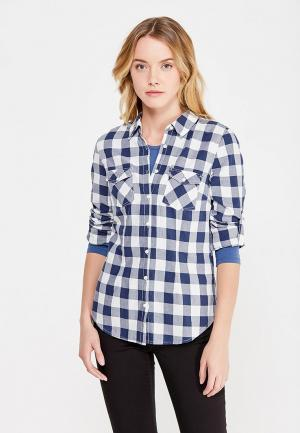 Рубашка Mavi. Цвет: синий