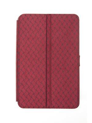 Чехол-книжка Ruby универсальный 7,85-8 (217х139 мм) с уголками (бордовый). Цвет: бордовый