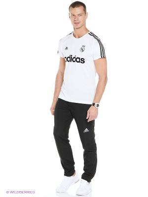 Брюки Run Wind Pant M Adidas. Цвет: черный