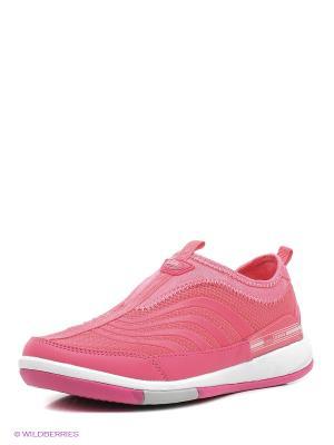 Кроссовки STROBBS. Цвет: розовый