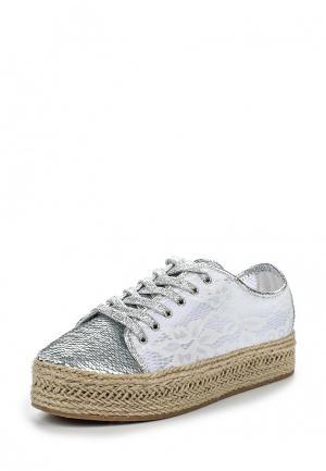 Ботинки Findlay. Цвет: белый