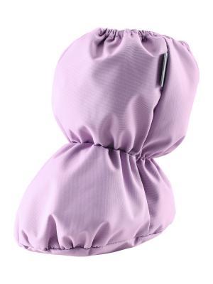 Пинетки Lassie by Reima. Цвет: розовый