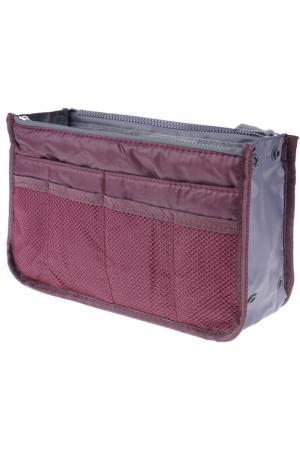 Органайзер для сумки HOMSU. Цвет: бордовый