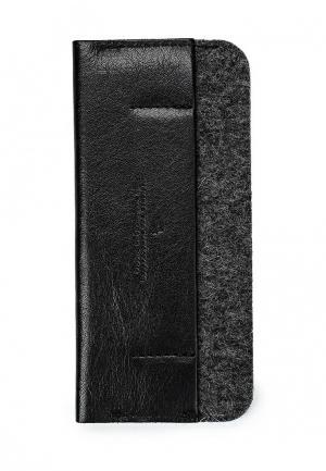 Чехол для телефона Handwers. Цвет: черный