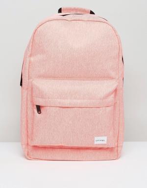 Spiral Розовый меланжевый рюкзак. Цвет: розовый
