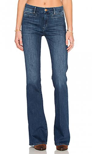 Джинсы-клеш marrakesh M.i.h Jeans. Цвет: none