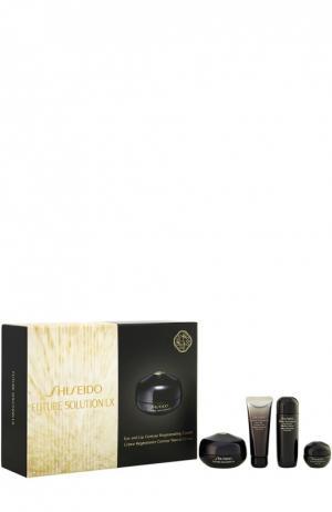 Набор Future Solution LX Shiseido. Цвет: бесцветный