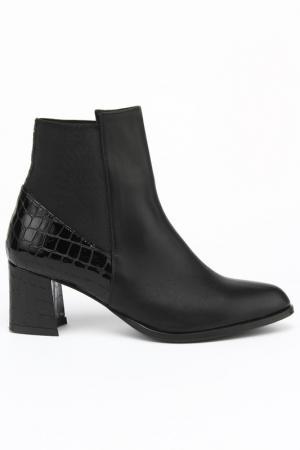 Ботинки Anre Tani. Цвет: черный