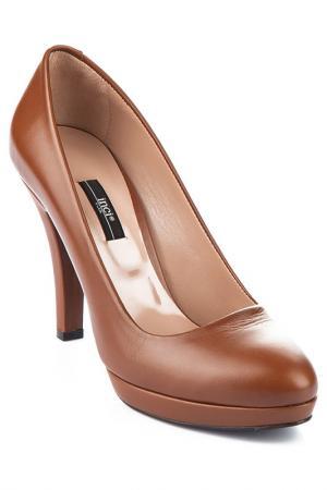 Туфли INCI. Цвет: коричневый