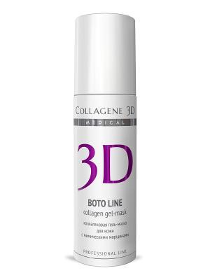 ГЕЛЬ ПРОФ Boto Line 130 мл Medical Collagene 3D. Цвет: белый, фиолетовый