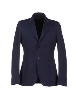 Пиджак MM BY MARIOMATTEO. Цвет: синий