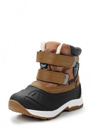 Ботинки Icepeak. Цвет: коричневый
