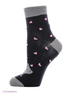 Носки Mark Formelle. Цвет: черный, серый