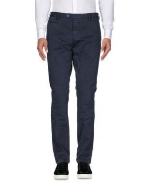 Повседневные брюки COCHRANE. Цвет: темно-синий