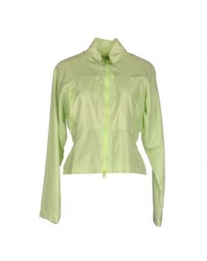 Куртка LALTRAMODA. Цвет: кислотно-зеленый