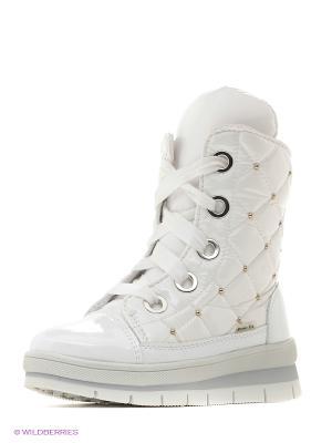 Ботинки Jog Dog. Цвет: белый