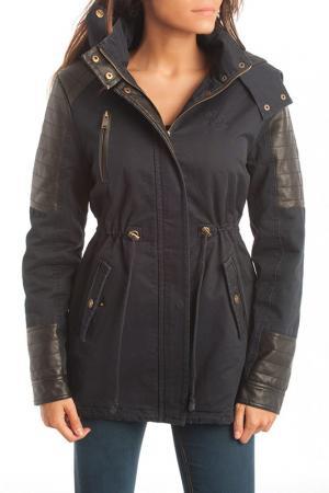 Куртка Lois Paul & Partners. Цвет: синий