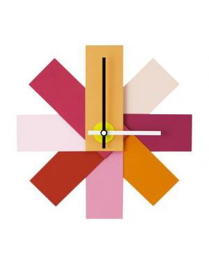Настенные часы NORMANN COPENHAGEN. Цвет: розовый
