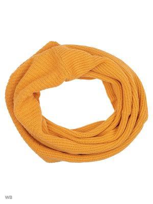 Снуд United Colors of Benetton. Цвет: желтый