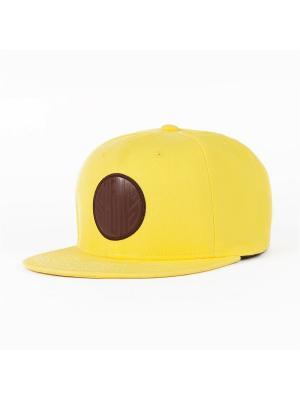 Бейсболка SKILLS 04. Цвет: желтый