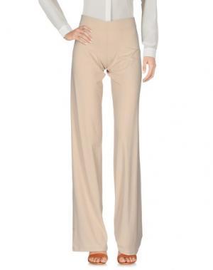 Повседневные брюки FISICO. Цвет: бежевый
