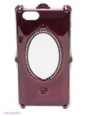 Чехол для iphone 6 WB. Цвет: бордовый