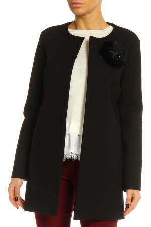 Пальто P.A.R.O.S.H.. Цвет: черный