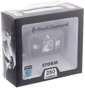 Фонарь налобный  Storm Black Diamond
