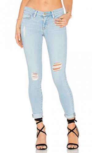 Узкие джинсы FRAME Denim. Цвет: none