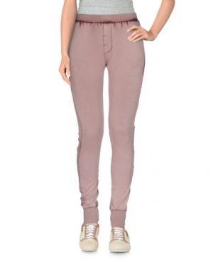 Повседневные брюки SUPERFINE. Цвет: телесный