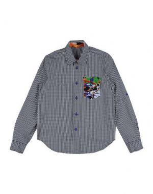 Pубашка CUSTO GROWING. Цвет: черный
