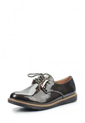 Ботинки Catisa. Цвет: серый