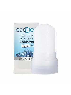 Дезодорант-кристалл EcoDeo TM Tai Yan, стик 120 гр. YAN. Цвет: белый