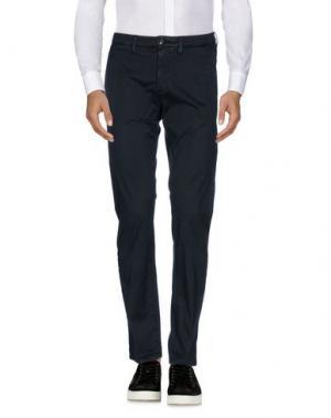 Повседневные брюки HAMPTONS. Цвет: черный