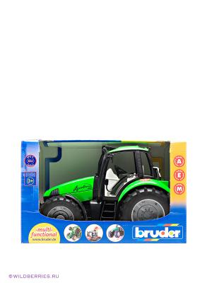 Трактор Deutz Agrotron 200 Bruder. Цвет: зеленый