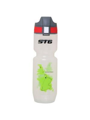 Велофляга STG 750мл  Tour de France. Цвет: белый