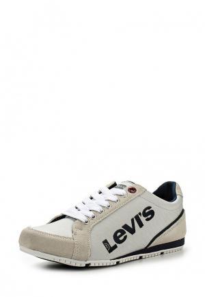 Кроссовки Levis® Levi's®. Цвет: серый