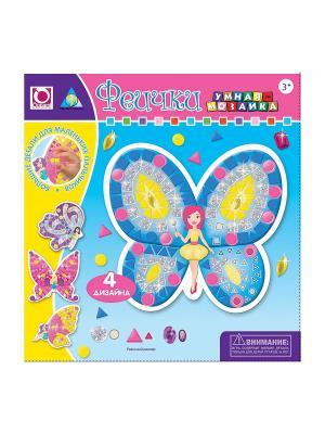 The ORB Factory. Мозаика-набор для малышей  Феечки (4 шт.) factory. Цвет: голубой, фиолетовый, розовый