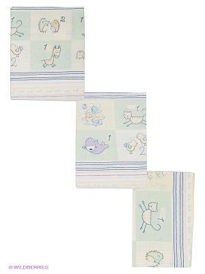 Комплект Считалочка Сонный гномик. Цвет: бежевый, голубой, зеленый