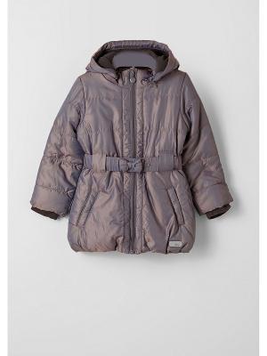 Пальто S.OLIVER. Цвет: коричневый