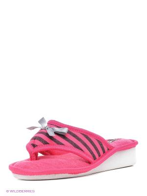 Тапочки Marko. Цвет: розовый